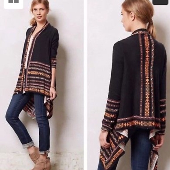 Anthropologie Sweaters - Guinevere Alsace Cardigan